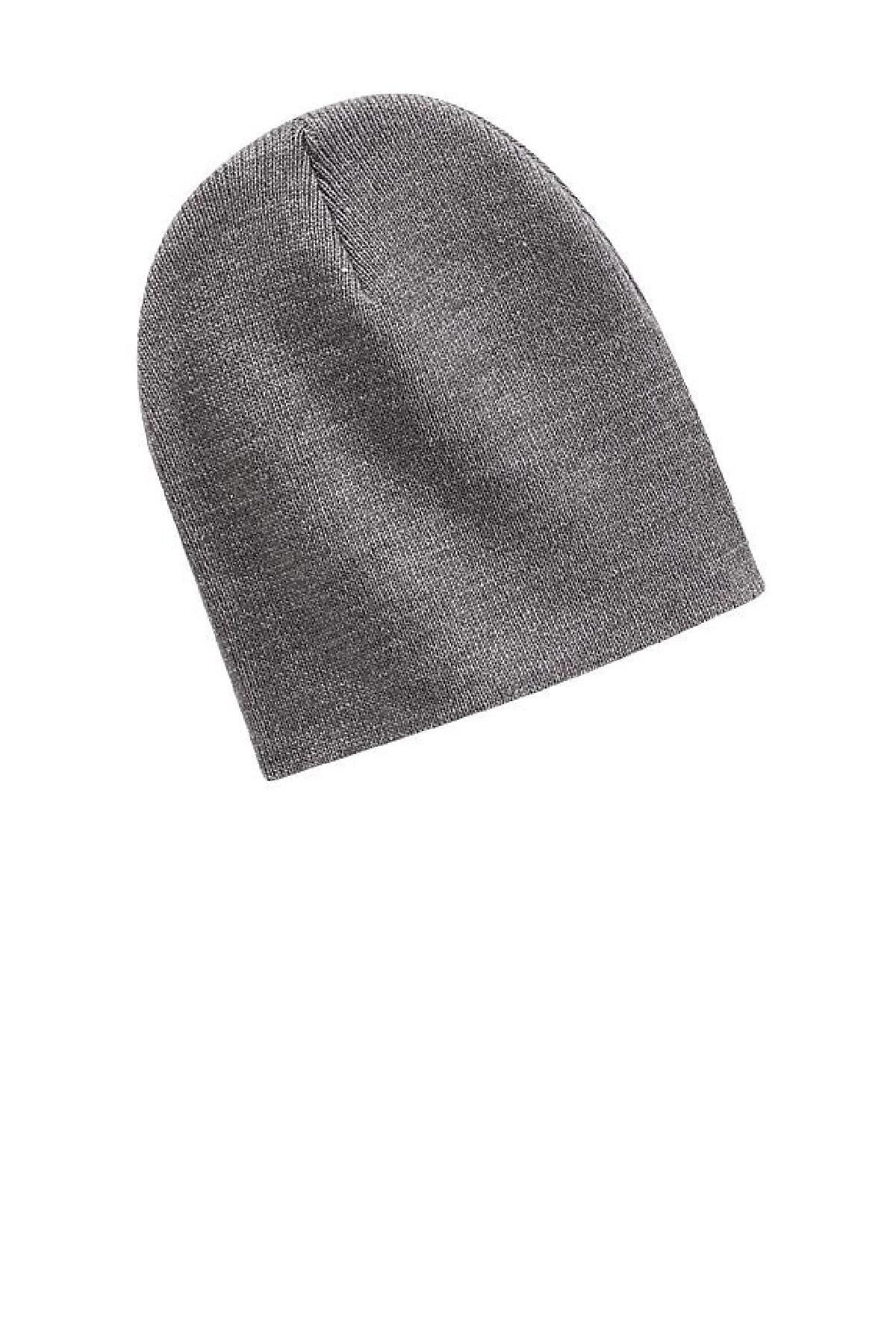 Port /& Company Knit Skull Cap OSFA Stone