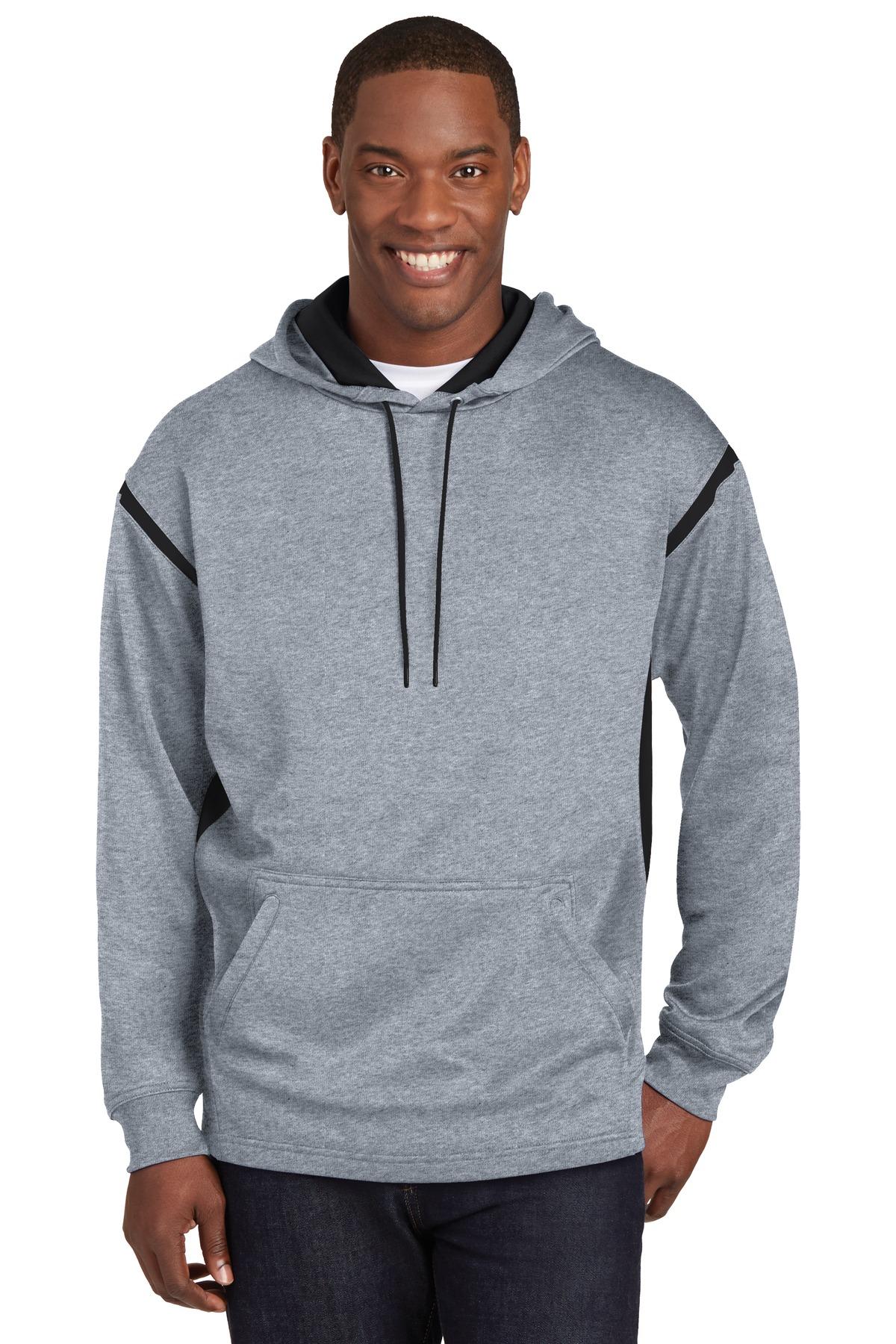 a7ecc130dc7 ... Sport-Tek ® Tech Fleece Colorblock Hooded Sweatshirt. F246. Previous   Next
