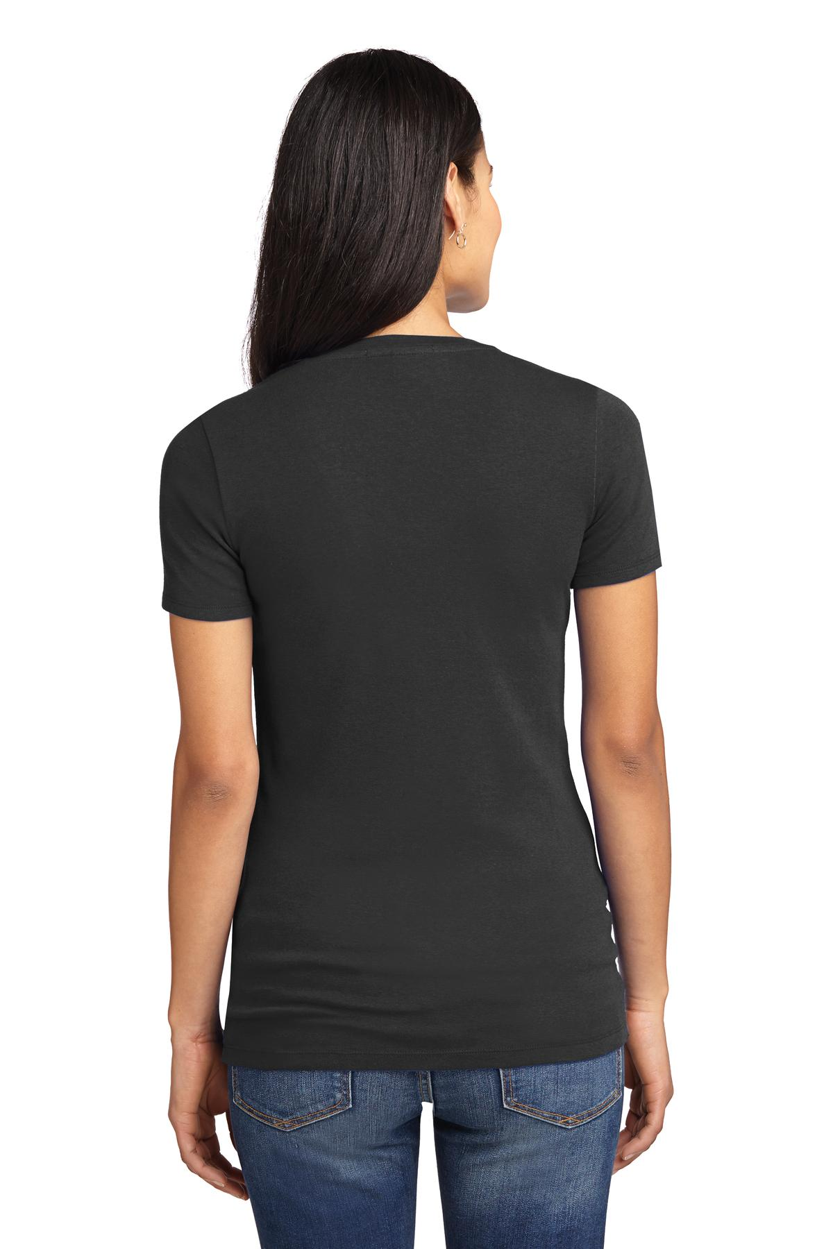 55d6a45c2fa9 ... Port Authority ® Ladies Concept Stretch V-Neck Tee. LM1005. Previous;  Next