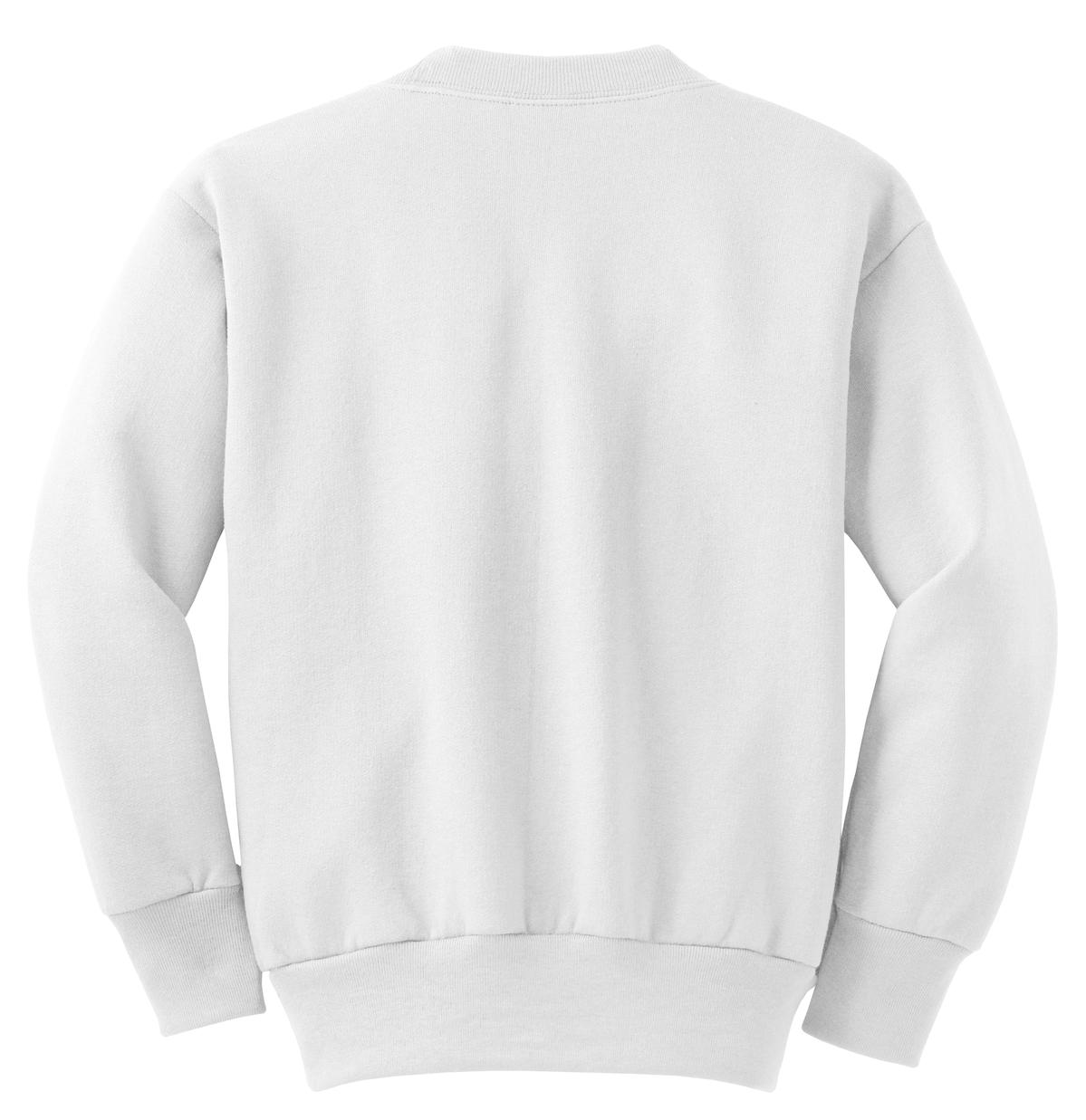 PORT AND COMPANY Crewneck Sweatshirt PC90Y