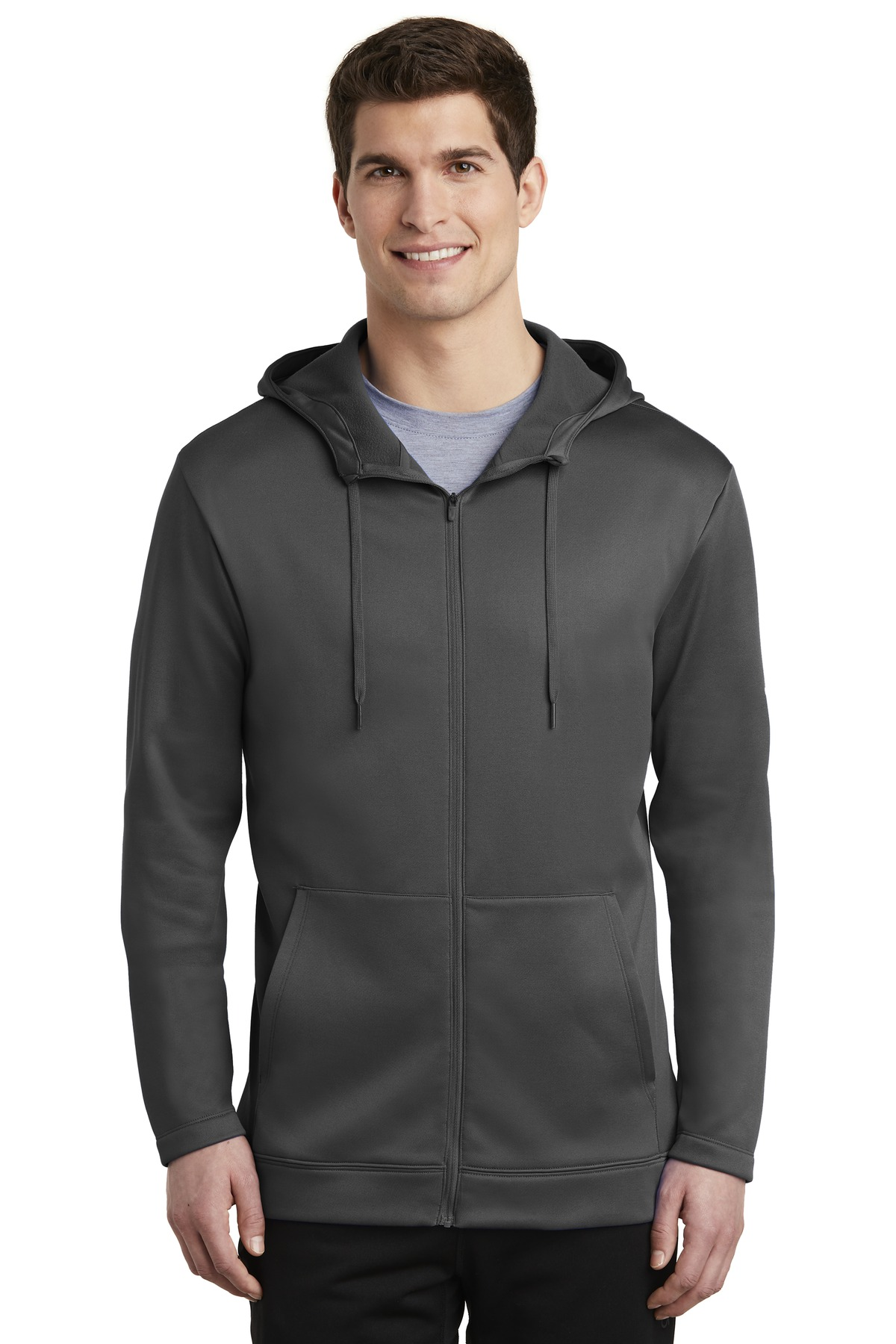 ce969a433b5 Nike Therma-FIT Full-Zip Fleece Hoodie. NKAH6259 - Custom Shirt Shop
